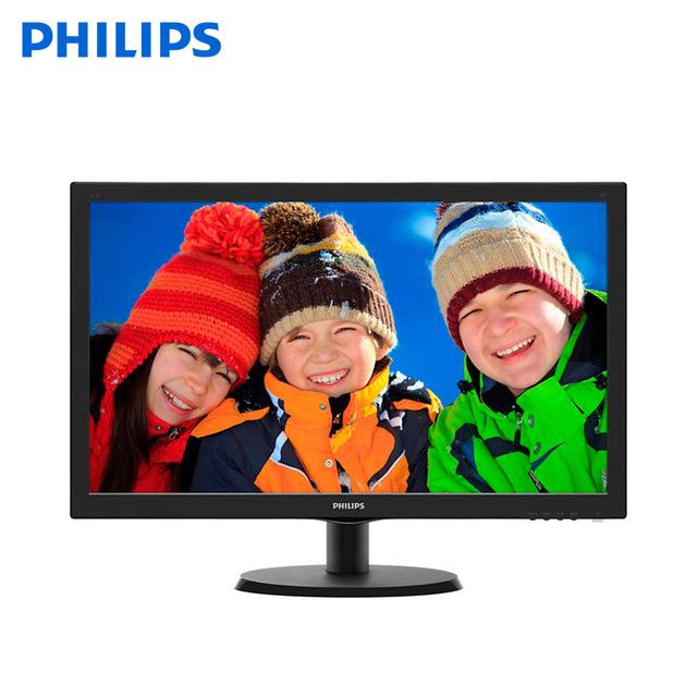 """Monitor Philips DE 21.5"""" FHD (Pantalla de 1920 x 1080, 16:9, Eye-Care, HDMI, 5 ms)"""