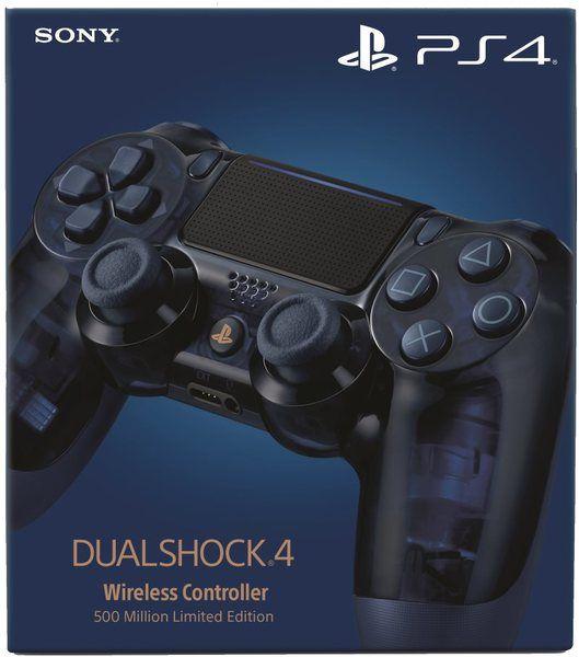 DualShock PS4 500 millones edición limitada