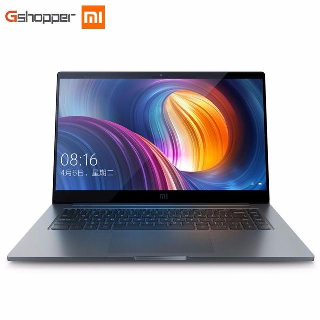 Xiaomi Notebook Pro 15,6 Intel Core 8g/16G ram 256 GB ssd Windows 10 2G tarjeta 1920x1080 reconocimiento de la huella digital de GDDR5