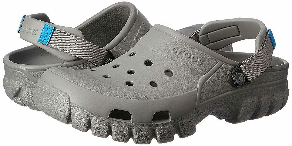 Zuecos Crocs Offroad Sport para hombre - suela gruesa