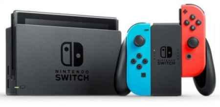 Nintendo Switch envio desde España