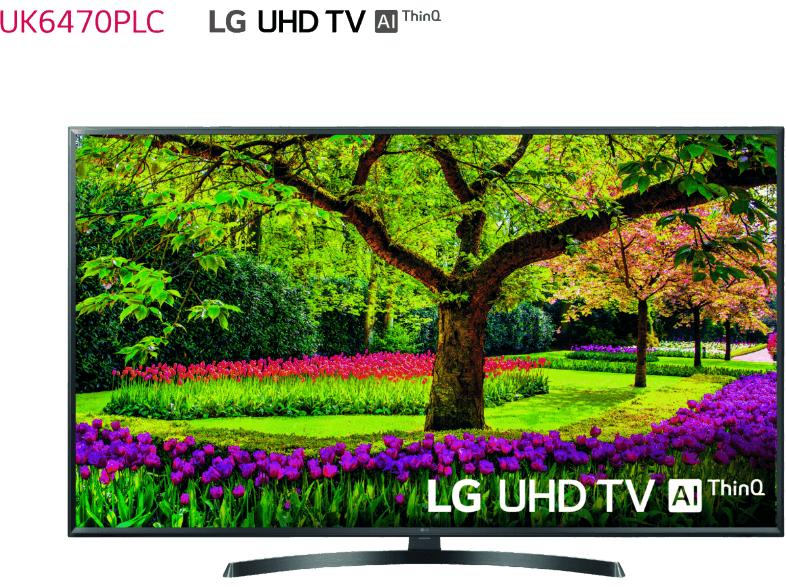 """TV LED 43"""" - LG 43UK6470PLC 4K"""