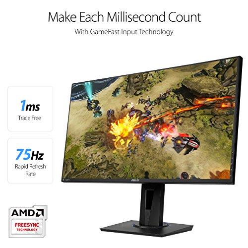 "Asus VG275Q - Monitor gaming de 27"" solo 253,99€"