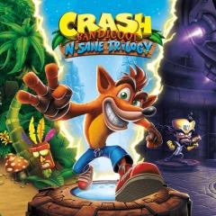 Crash Bandicoot N.Sane Trilogy - PSN INDONESIA