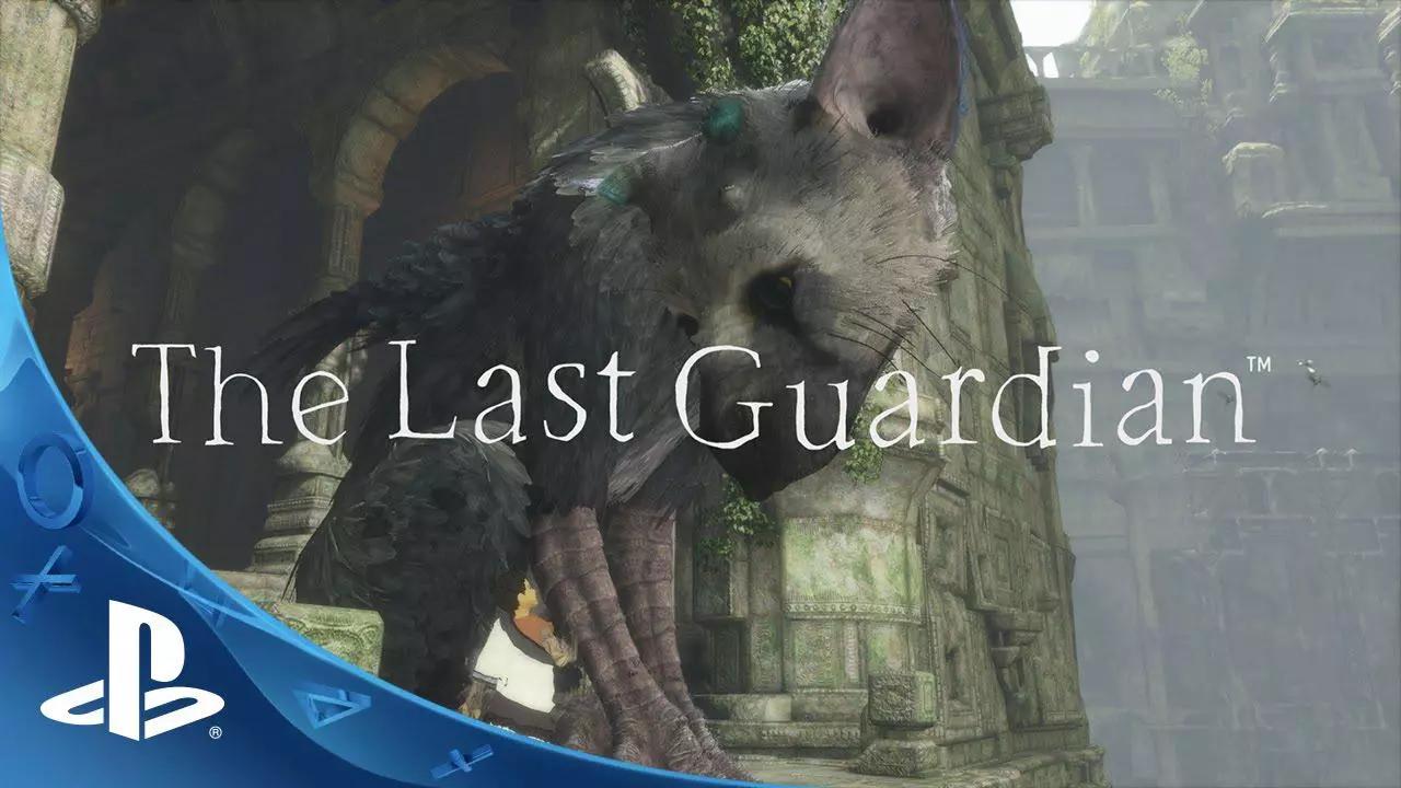 The Last Guardian - PSN INDONESIA