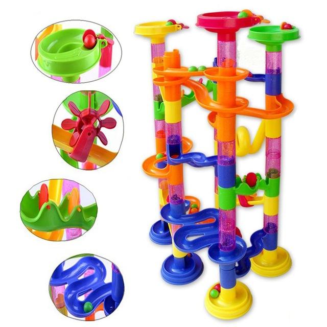 Laberinto de bolas 105 piezas