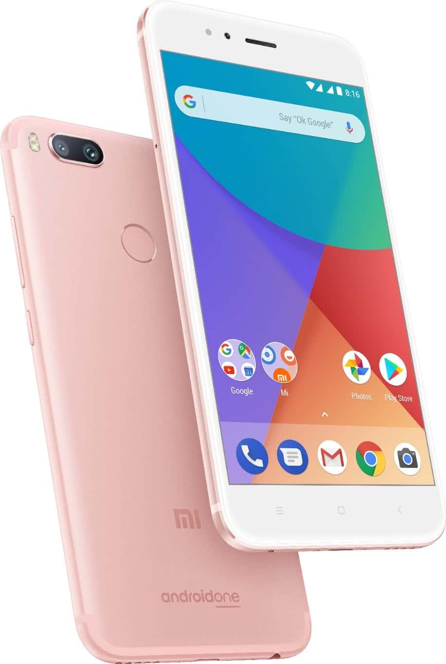 Xiaomi MIA1 Android puro solo 154€
