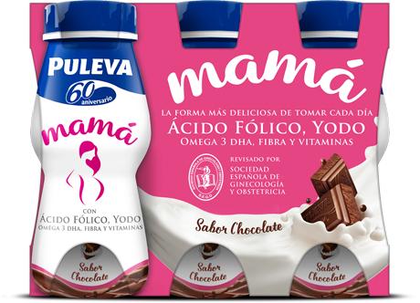Pruebalo gratis Puleva Mamá para embarazadas y madres lactantes
