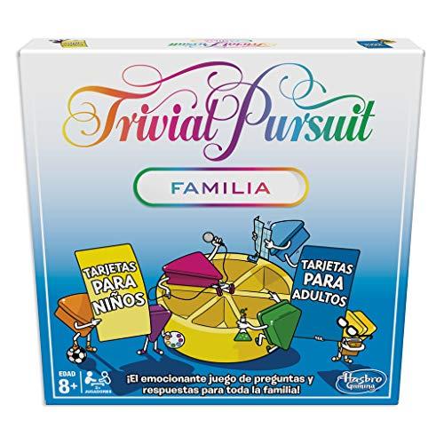Hasbro Gaming - Trivial Pursuit Familia