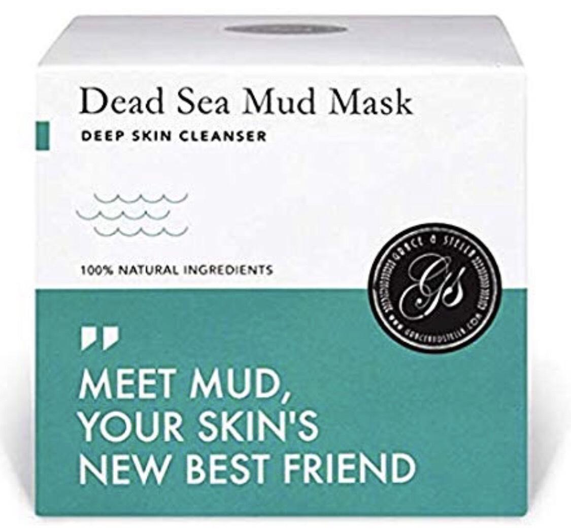 Mascarilla facial a base de extractos naturales del Mar Muerto