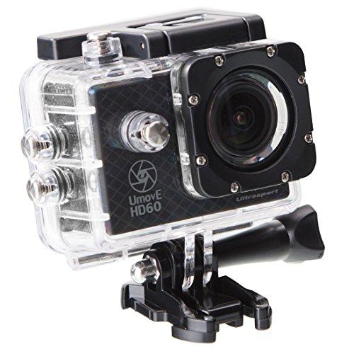 Camara Ultrasport Umove HD60 ,Negro, Ready Edition