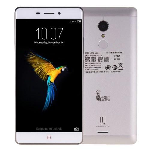 ZTE V5 K3DX-V5G 4G Smartphone