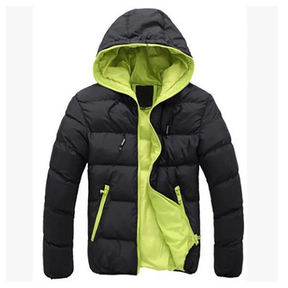Ocio chaqueta con capucha de color caramelo