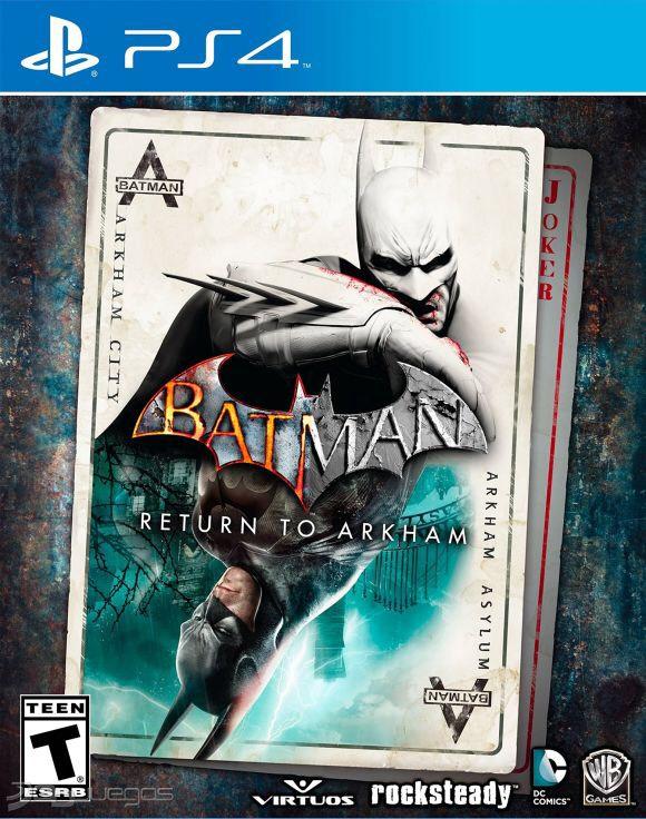 Batman Return to Arkham 4,99$ (Dólares) Store Americana
