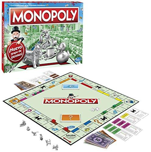 Monopoly Madrid solo 14.7€