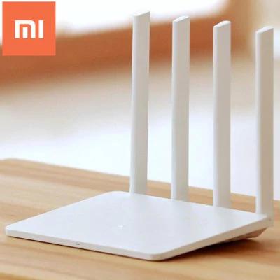 Original Xiaomi Mi WiFi Enrutador 3A de Versión en Inglés [CUPON: JANESOVX]