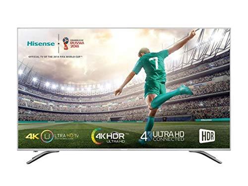 Hisense H55A6500 - Smart TV 55'' LCD DIRECT LED UHD 4K HDR 1800Hz SMART TV WIFI