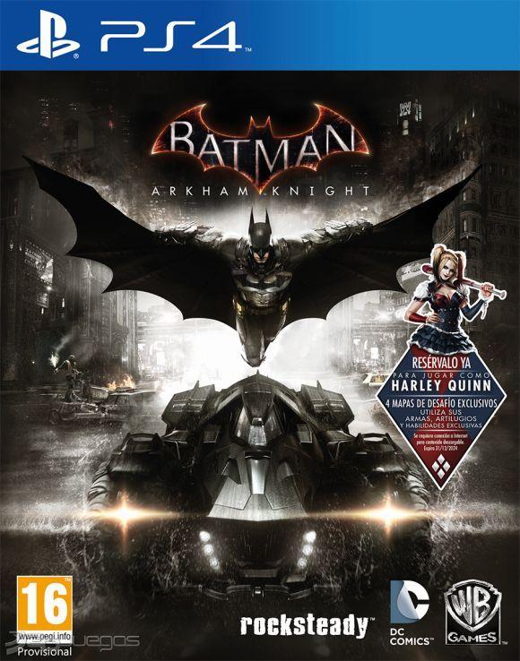 Batman Arkham Knight PREMIUM EDITION ps4