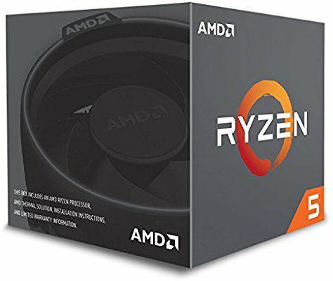 AMD RYZEN 5 2600 3.9Ghz