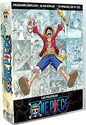 One Piece Las Películas Colección Completa [DVD]