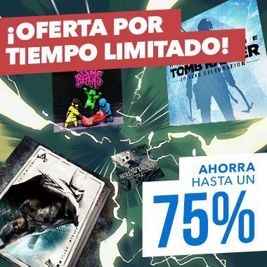 ¡Ofertas por tiempo limitado juegos PS4!