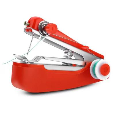 Mini máquina de coser portatil