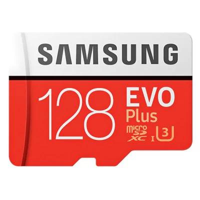 Tarjeta MICRO SD Samsung UHS-3 CLASE 10 - 128 GB