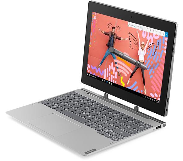 Tablet convertible Lenovo D330 con teclado incluido