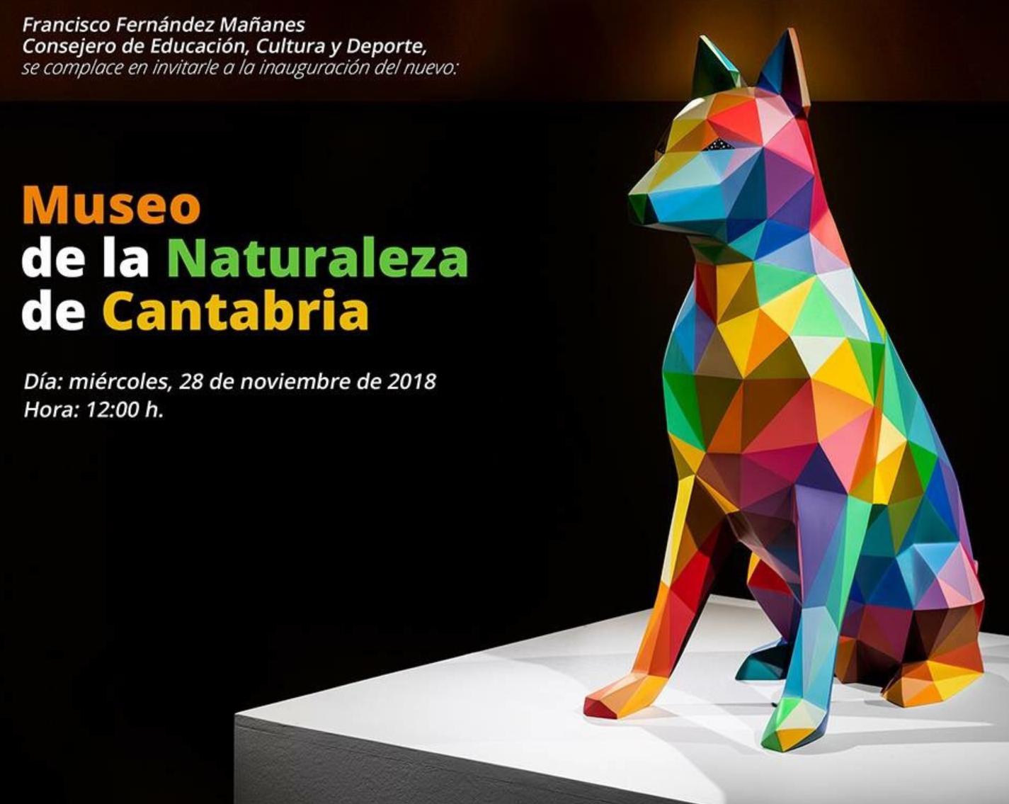 CANTABRIA: Sábado 01 Diciembre - Museo de la Naturaleza de Cantabria (Entrada y mosto gratis)