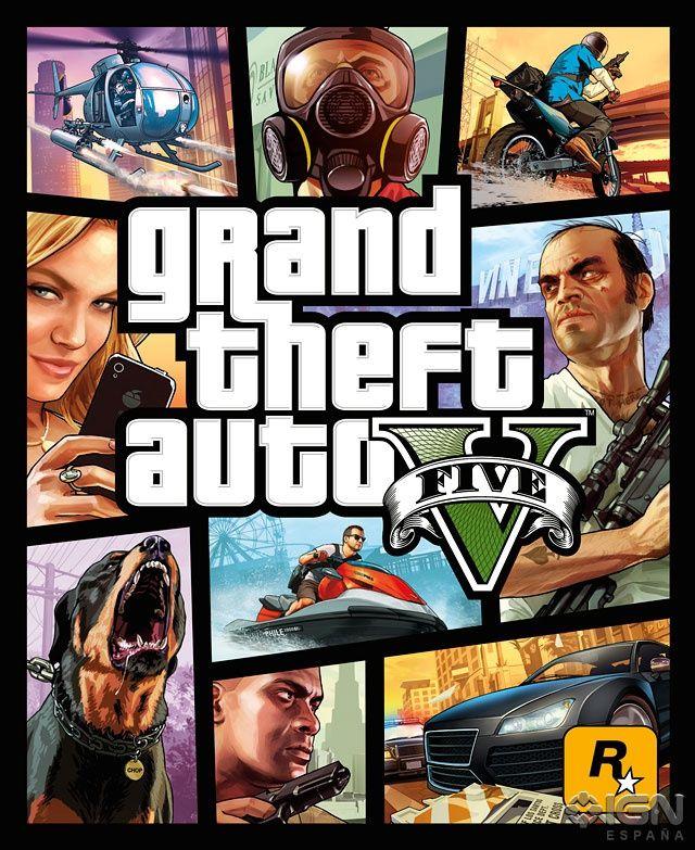 GTA V para PC por 13,19€