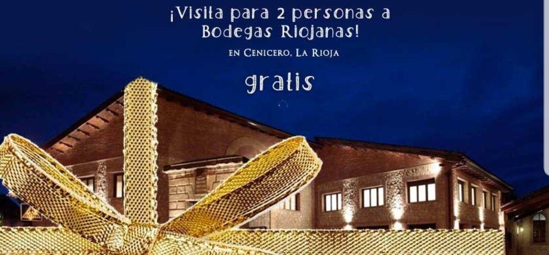 Visita gratis a BODEGAS RIOJANAS (Haciendo un pedido superior a 35€)