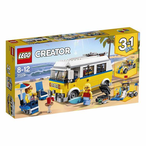 Varios juegos LEGO con interesantes descuentos de hasta un 49%