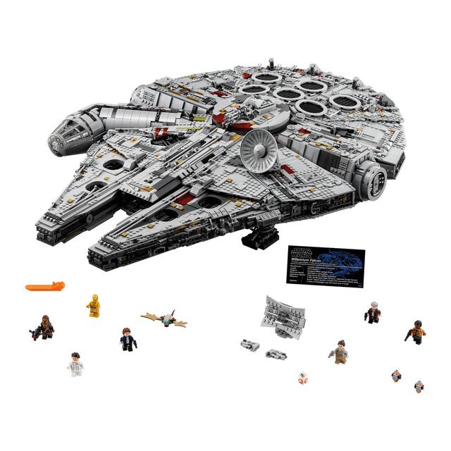 LEGO Millennium Falcon Lego Star Wars Modelo: 75192