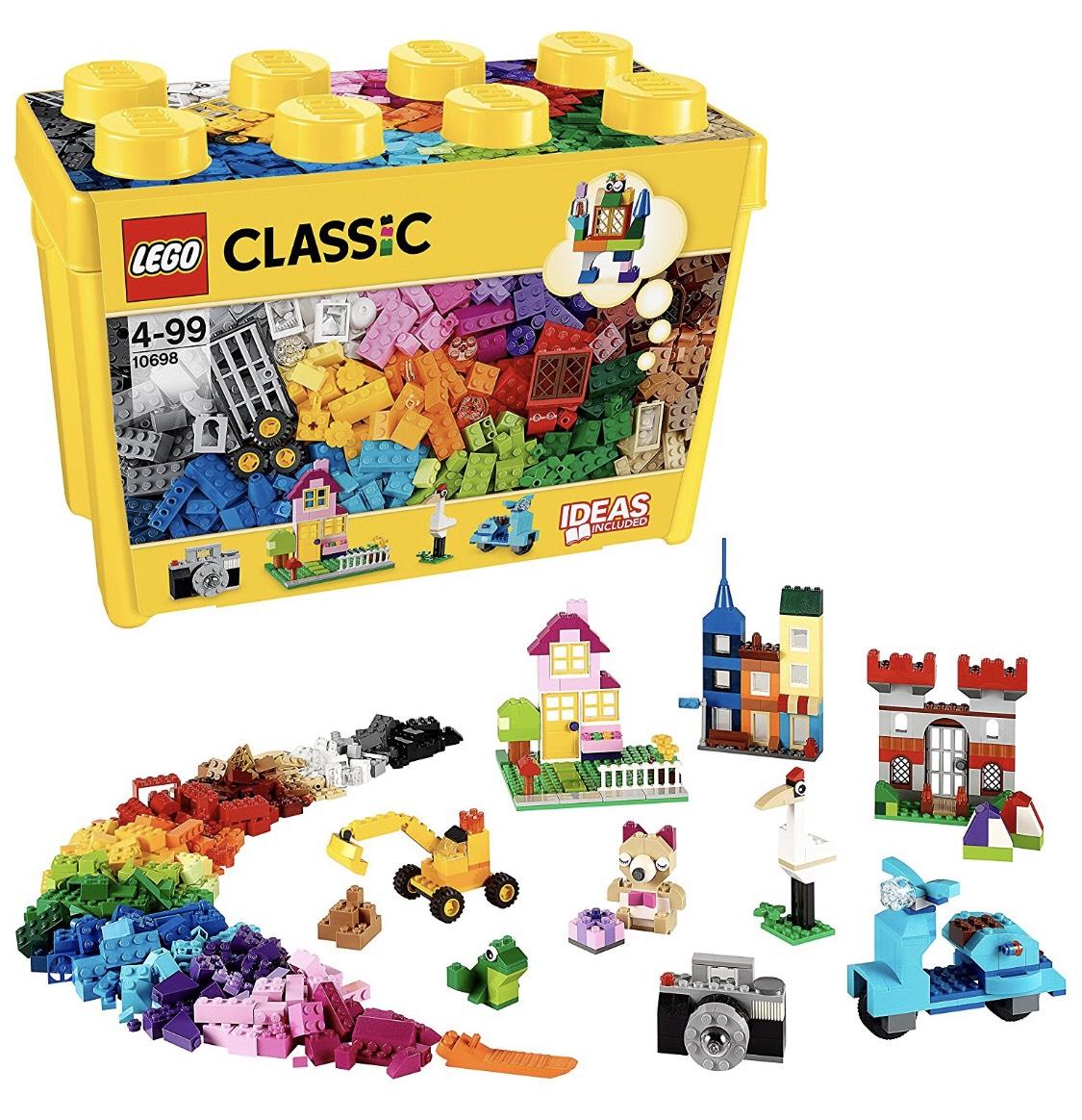 LEGO - Set de 790 piezas