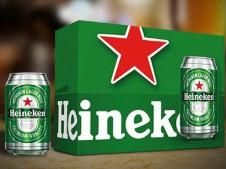 12 latas Heineken 33cl en Primaprix