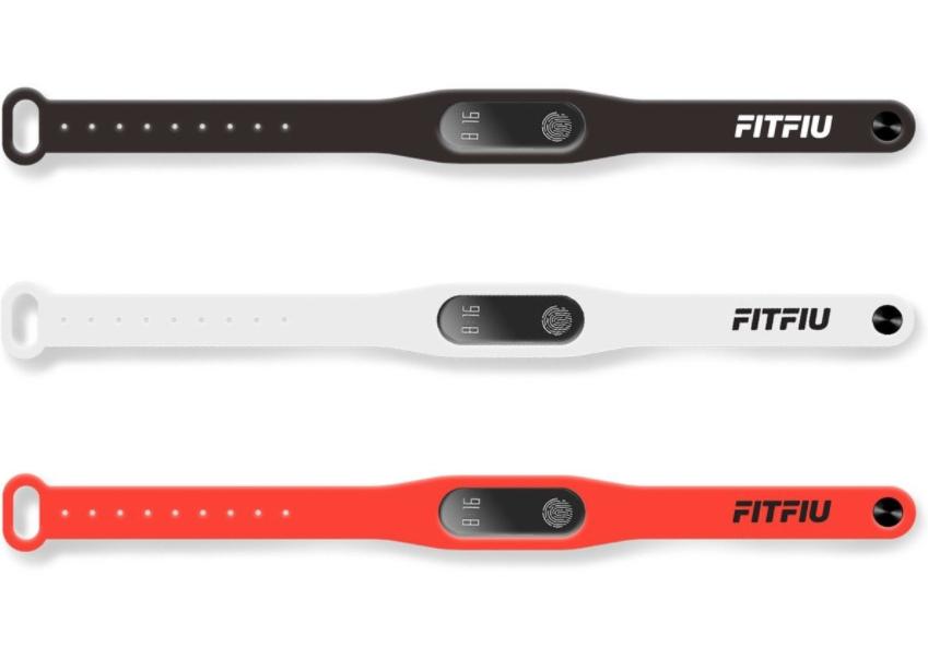 Pulsera actividad inteligente OLED Bluetooth pulsaciones calorías sueño
