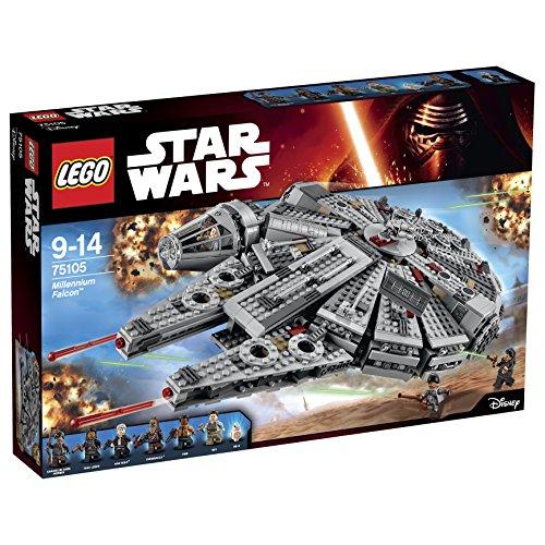 [MÍNIMO HISTÓRICO] Halcon Milenario de LEGO Star Wars