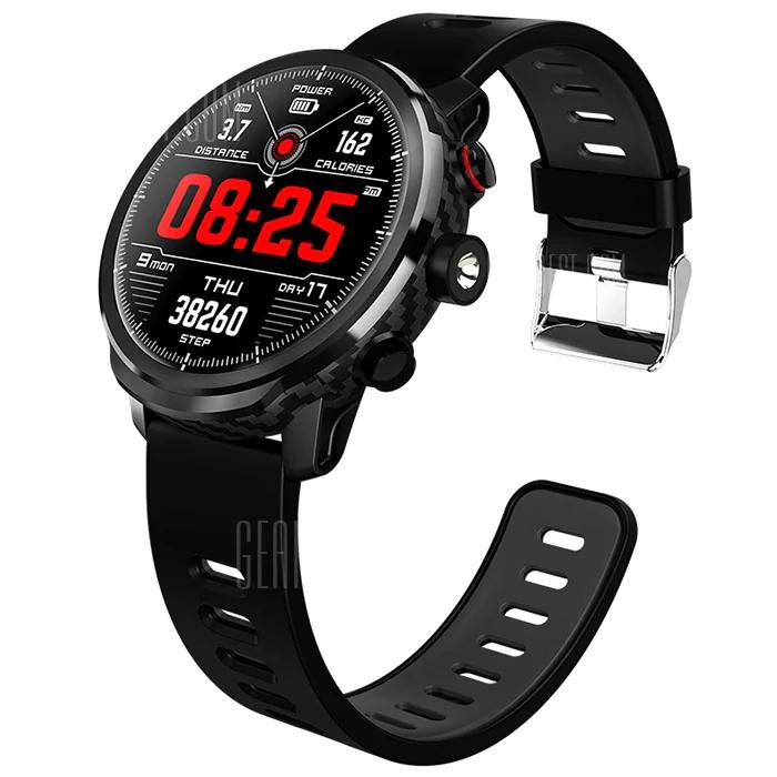 Reloj inteligente L5 Microwear - NEGRO