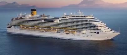 399€ – Crucero Mediterráneo 8 días con pensión completa