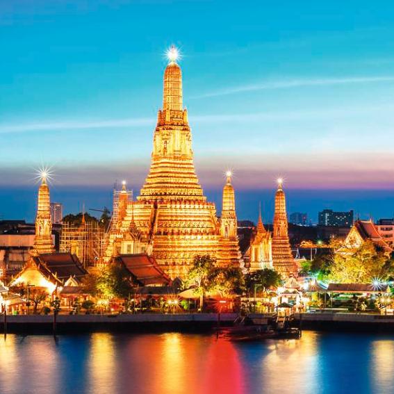 Tailandia 11 noches solo 522€/persona