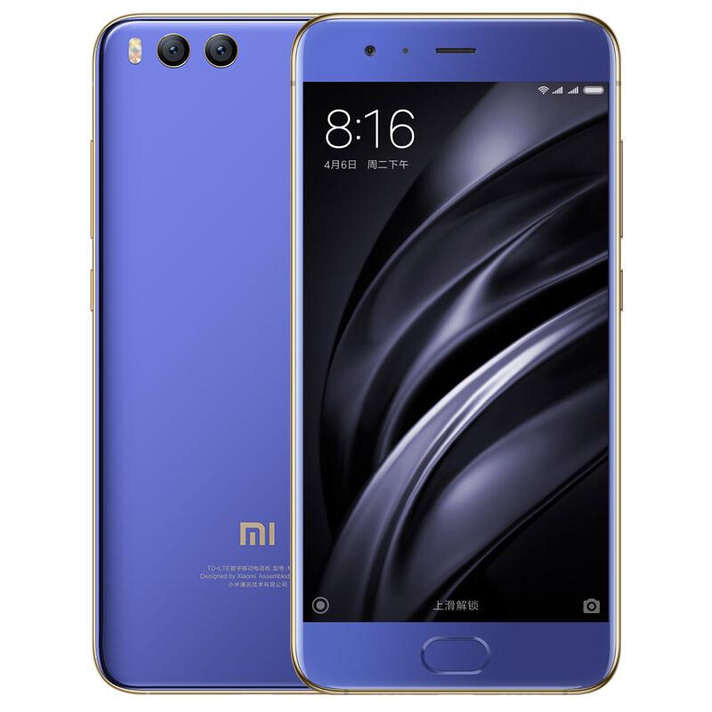 Xiaomi MI6 Snapdragon 835 4/64Gb AZUL