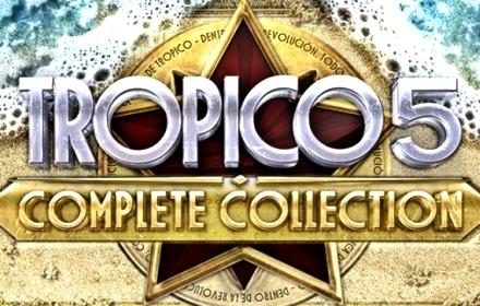 Tropico 5 – Complete Collection Steam key (Wingamestore)