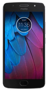 Motorola G5s Gris Oscuro