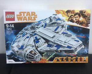 Lego 75212 - Star Wars Halcón Milenario del Corredor de Kessel