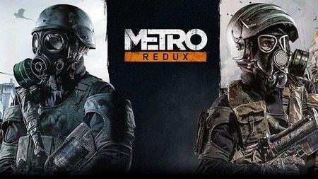 Metro Redux (2033 Redux + Last Light Redux PS4)