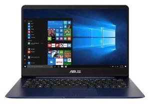 Portátil 14'' ASUS i7-8550u/8gb/256gb SSD