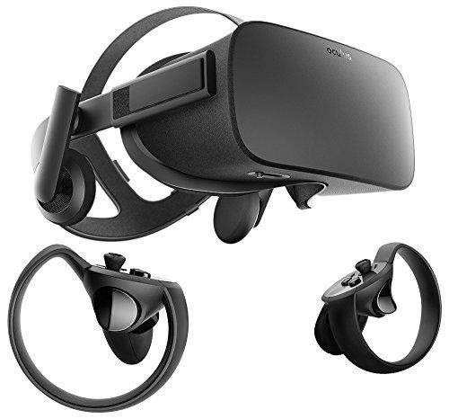 Oculus Rift + Controllers [Mínimo Histórico]