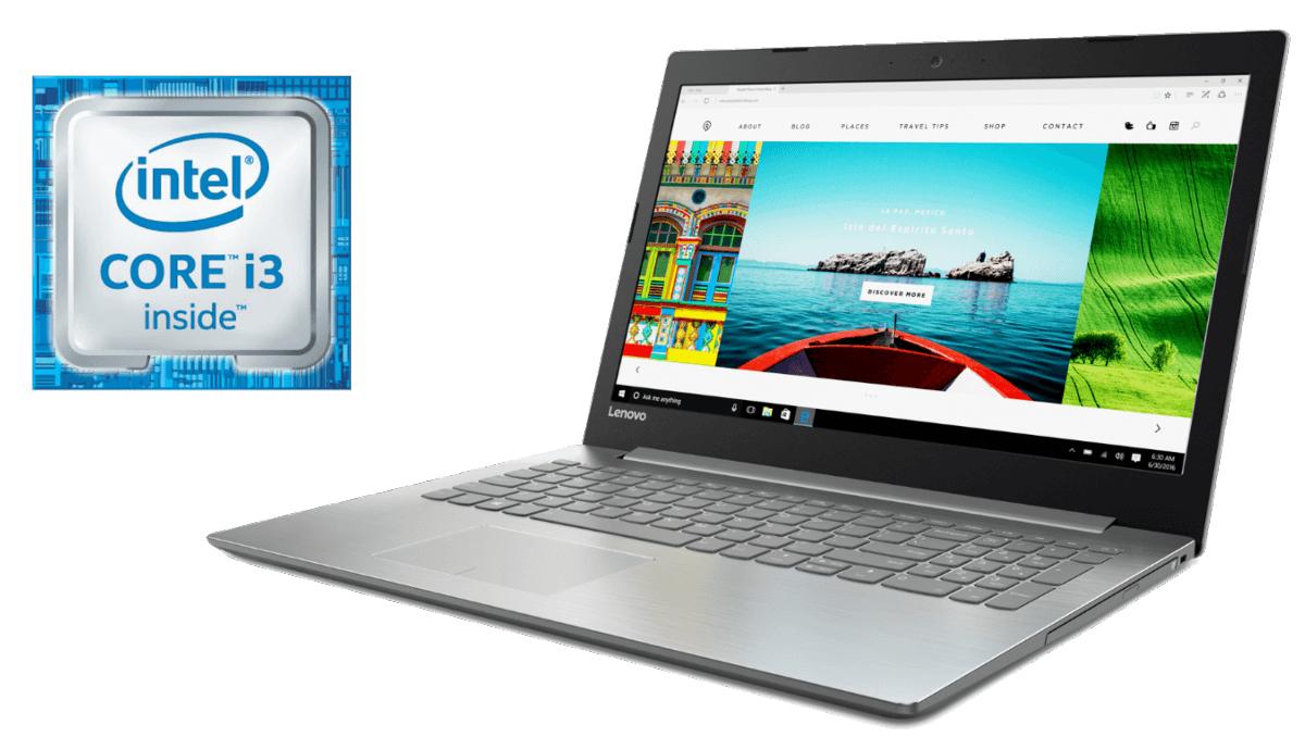 "Portátil - Lenovo Ideapad 320-15ISK, 15.6"", HD, i3-6006U, 8GB RAM, 1TB, Gris Platino"