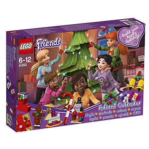 LEGO Friends - Calendario De Adviento para Amigos
