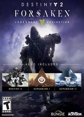 Destiny 2: Los Renegados Legendary Collection (Europa)